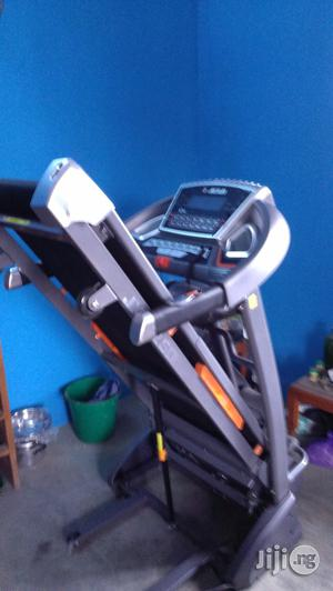 2.5hp Treadmill With Massager, Music, Incline and Twister | Massagers for sale in Lagos State, Surulere
