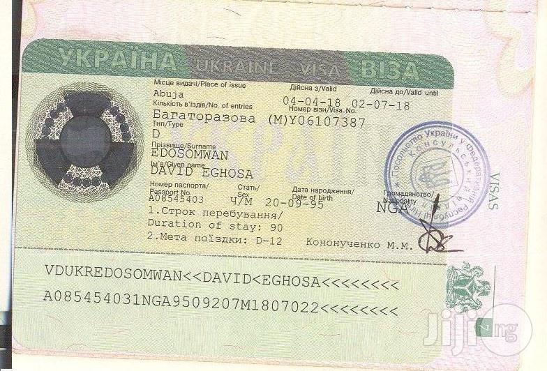 Study And Work In Ukraine