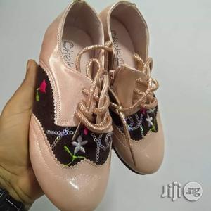 Rose Pink Dress Shoe For Kids   Children's Shoes for sale in Lagos State, Lagos Island (Eko)