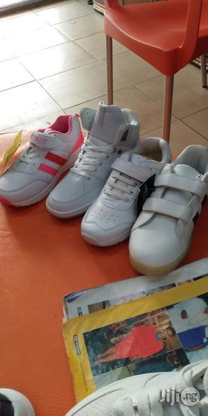 White Canvas | Children's Shoes for sale in Lagos State, Lagos Island (Eko)