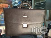 Pierre Cardin Original Executive Breifcase, Geniune Leather | Bags for sale in Lagos State, Ikeja