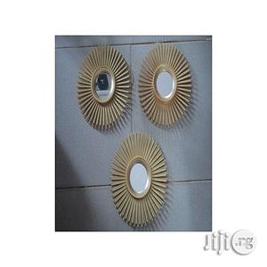 3 in 1 Spike Mirror Decoration Set   Home Accessories for sale in Lagos State, Lagos Island (Eko)