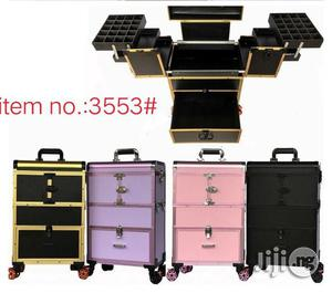 Makeup Trolley Box [Wholesale]   Tools & Accessories for sale in Lagos State, Amuwo-Odofin