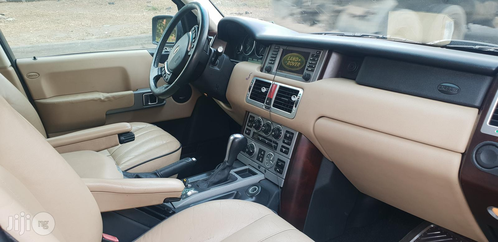 Land Rover Range Rover Sport 2003 Black | Cars for sale in Awka, Anambra State, Nigeria
