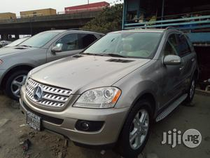 Mercedes-Benz M Class 4MATIC 2006 Silver   Cars for sale in Lagos State, Apapa