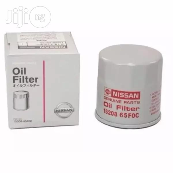 Archive: Oil Filter For Nissan