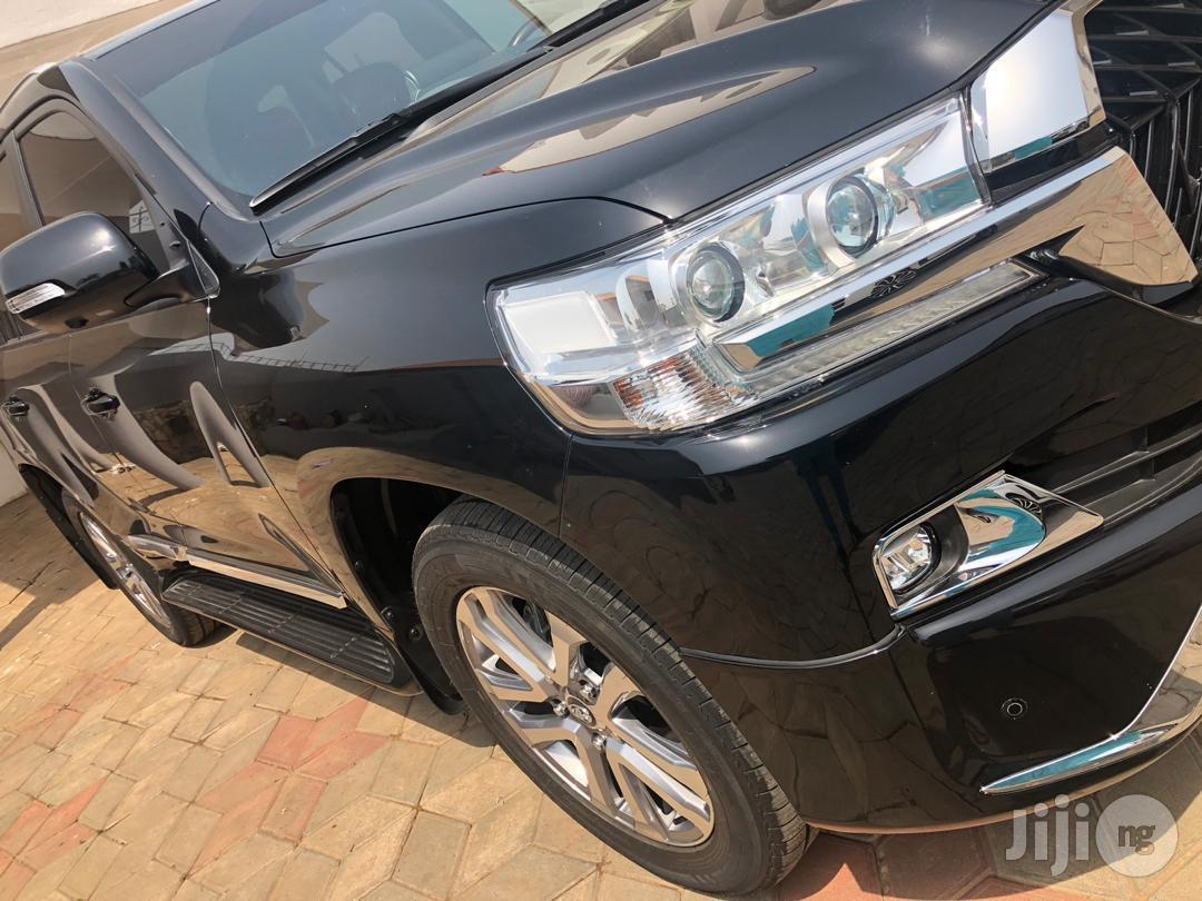 New Toyota Land Cruiser 2019 Black