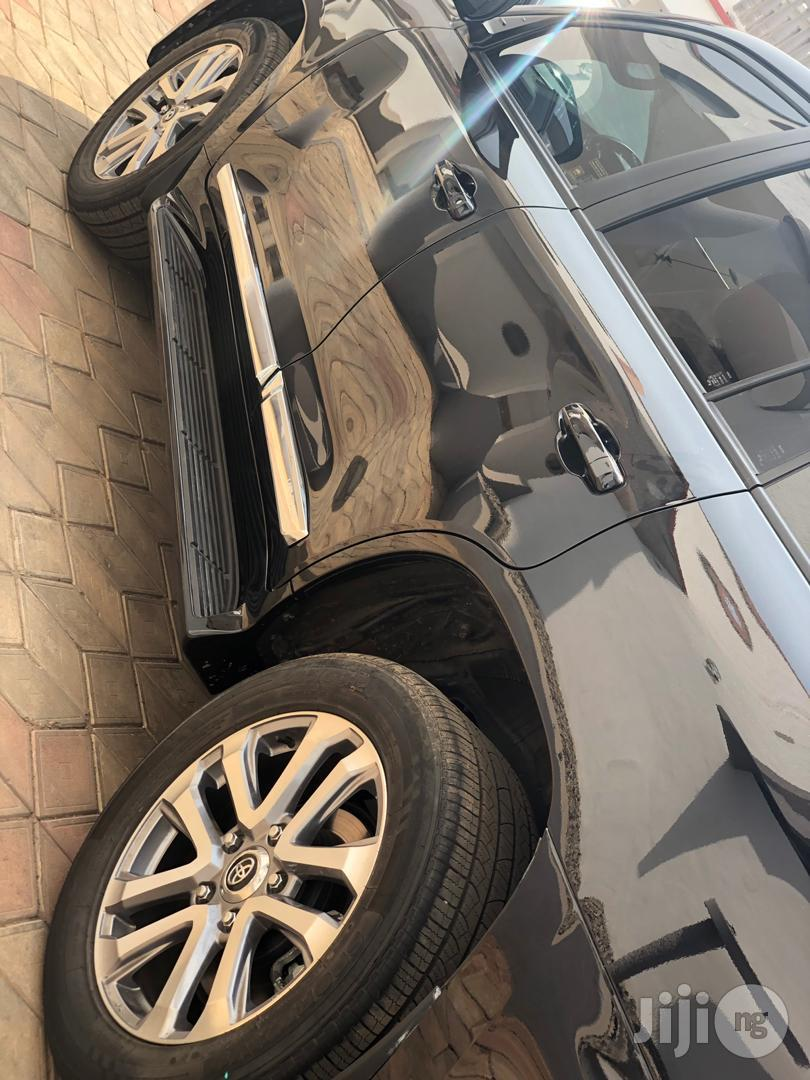New Toyota Land Cruiser 2019 Black | Cars for sale in Asokoro, Abuja (FCT) State, Nigeria