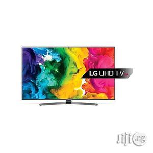 LG 65'' Uhd 4K Smart Satellite Tv+Magic Remote-65uk6400pvc   TV & DVD Equipment for sale in Lagos State, Ikeja