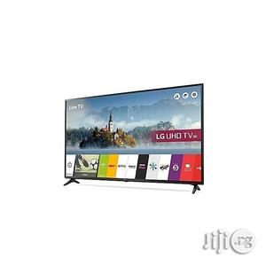 LG Uhd 4K Smart Satellite Tv+Magic Remote-65uk6100 65 Inches | TV & DVD Equipment for sale in Lagos State, Ikeja