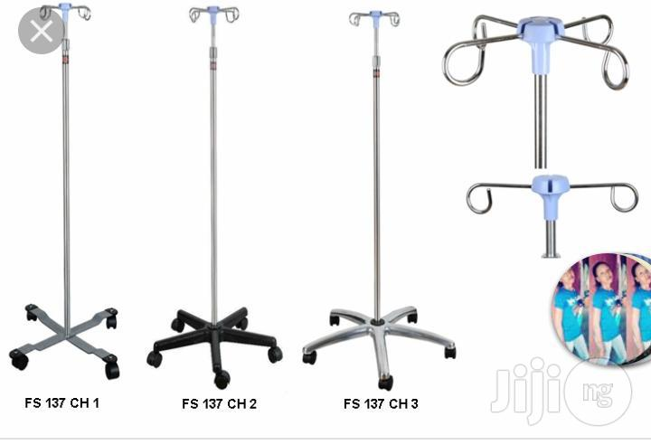 Mobile Hospital Drip Stand Brand New or Ivf Stand