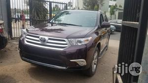 Toyota Highlander Limited 2012 Brown   Cars for sale in Lagos State, Ikeja