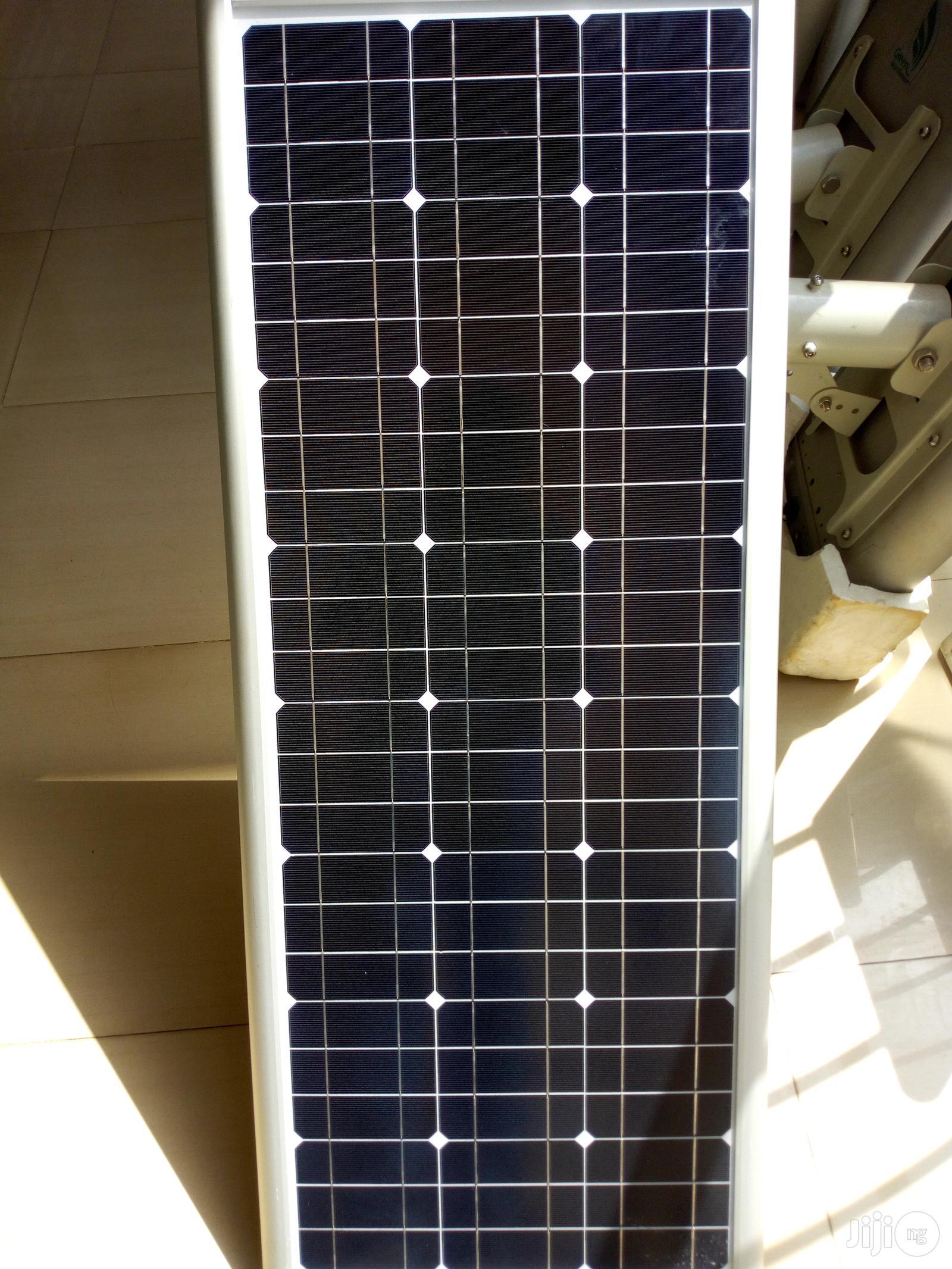 Outdoor All In One Solar Light 60watt