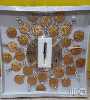 Big Beautiful Wall Clock | Home Accessories for sale in Lagos State, Lagos Island (Eko)