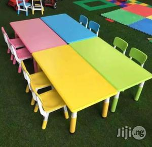 New & Durable School Classroom Desks And Chairs.   Children's Furniture for sale in Lagos State, Ikeja