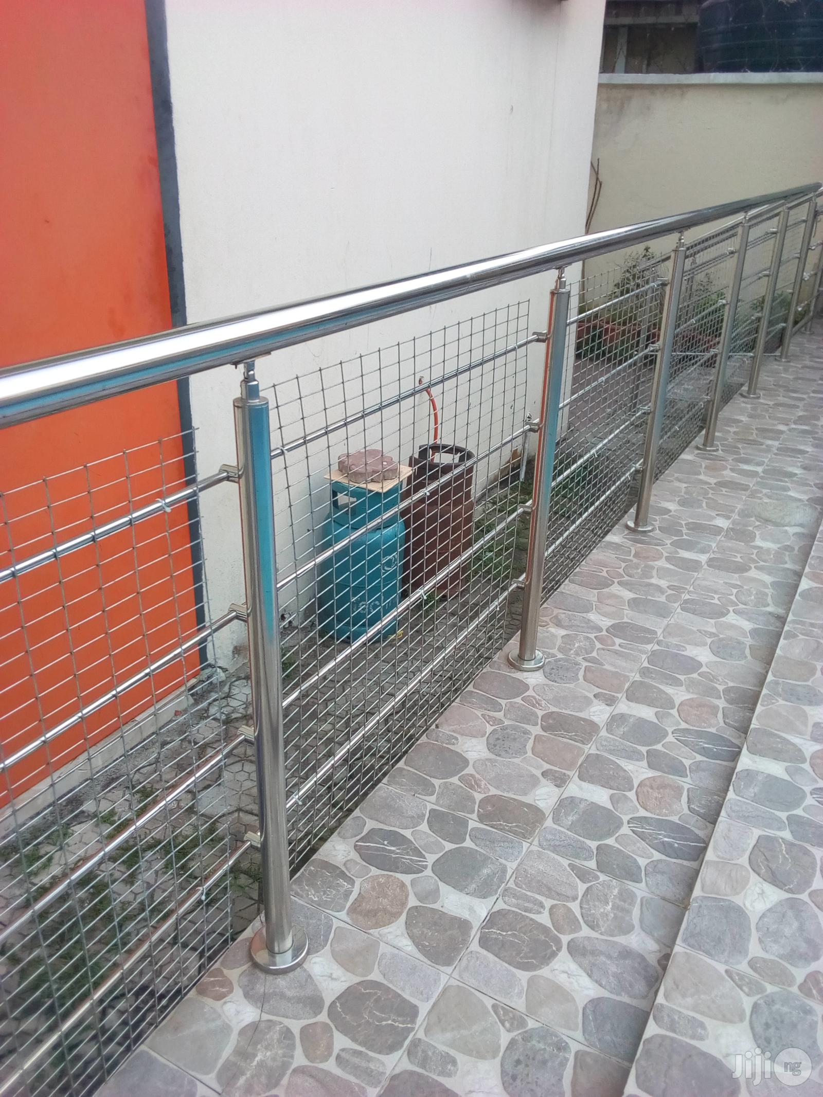 Chain Fencing   Farm Machinery & Equipment for sale in Lagos State, Nigeria