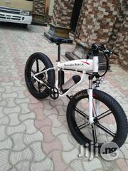 Mercedes Benz Motor Bicycle 2015 White | Sports Equipment for sale in Lagos State, Ojo