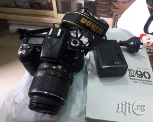 Nikon D90 Professional Video and Camera | Photo & Video Cameras for sale in Lagos State, Ikeja