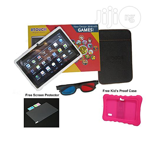 Atouch 2018 Kids Educational Tablet