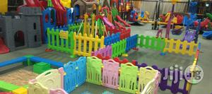 Children Outdoor Barricade Playground Fence | Toys for sale in Lagos State, Ikeja
