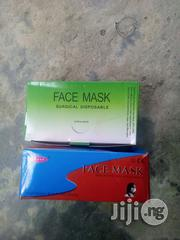 Safety Facemask & Wet Caution Tape & Facemask, | Medical Equipment for sale in Enugu State, Awgu