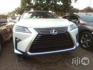 Lexus Rx350 2017 White | Cars for sale in Lagos State, Apapa