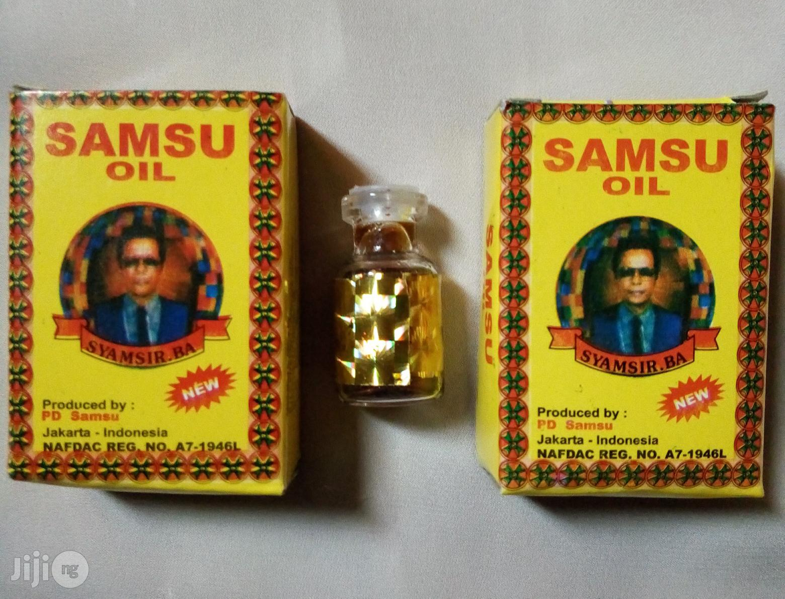 Original Samsu Oil | Sexual Wellness for sale in Egbe Idimu, Lagos State, Nigeria