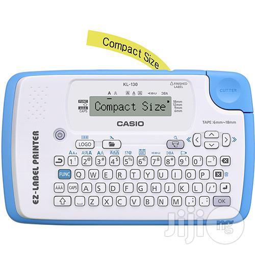 Desktop Label Printer KL-130