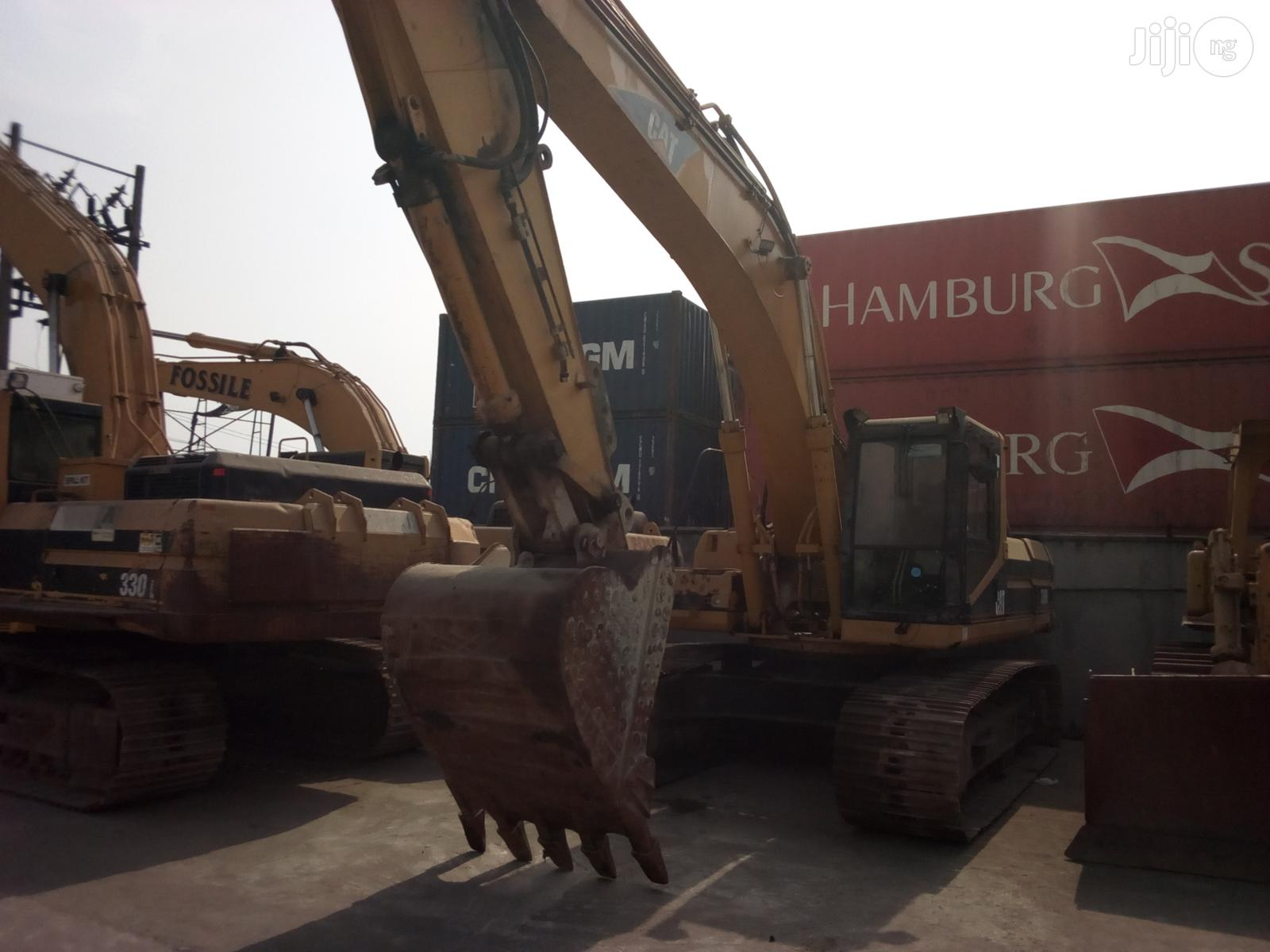 Excavator 330BL | Heavy Equipment for sale in Apapa, Lagos State, Nigeria