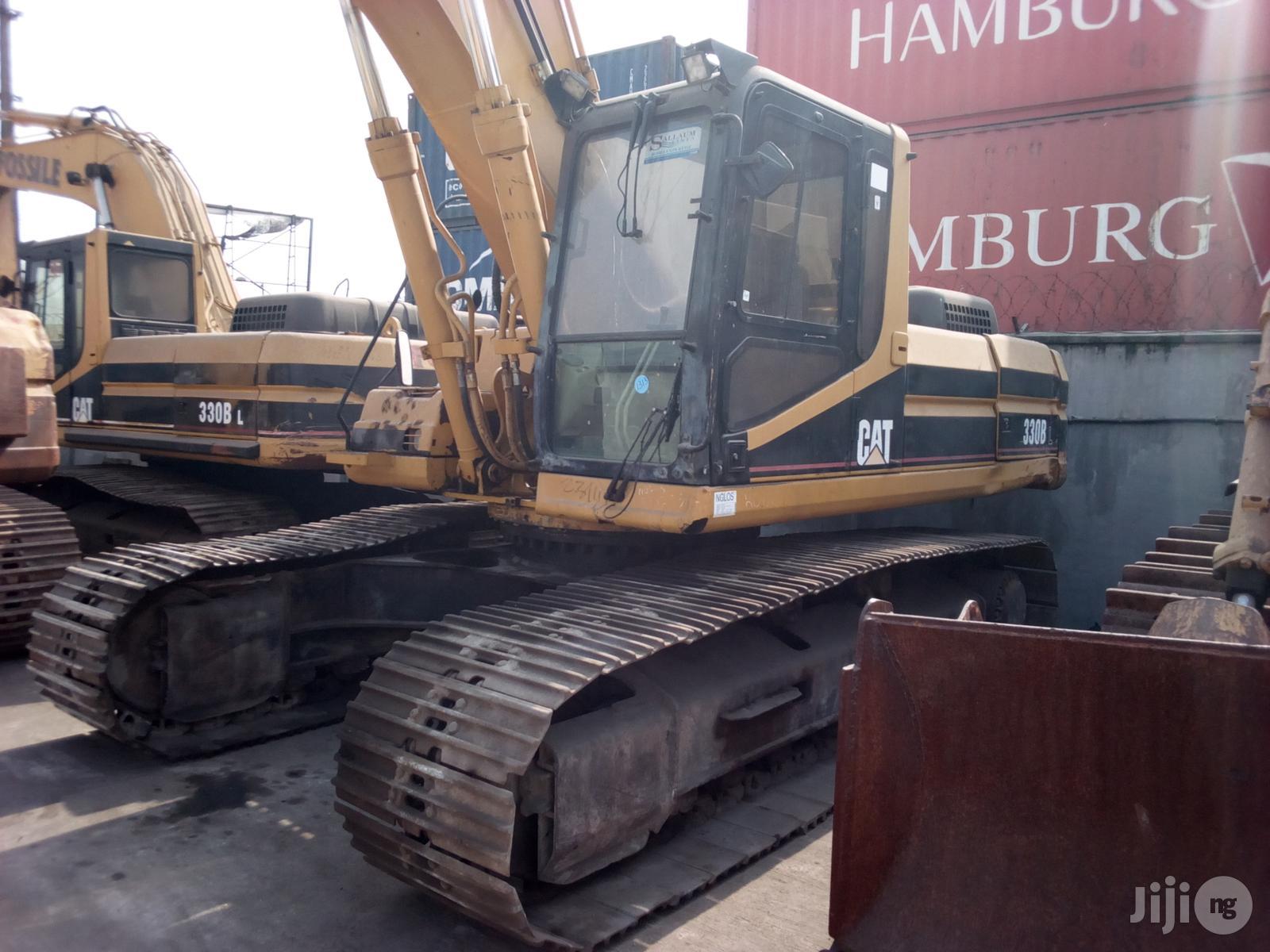 Excavator 330BL