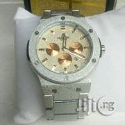 Silver Hublot Watch   Watches for sale in Lagos State, Surulere