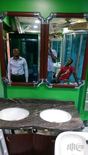 Mirror And Wash Set | Home Accessories for sale in Lagos State, Surulere