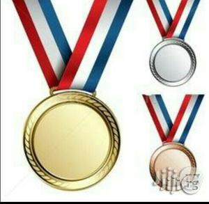Medal Gold Silver And Bronze   Arts & Crafts for sale in Lagos State, Lekki