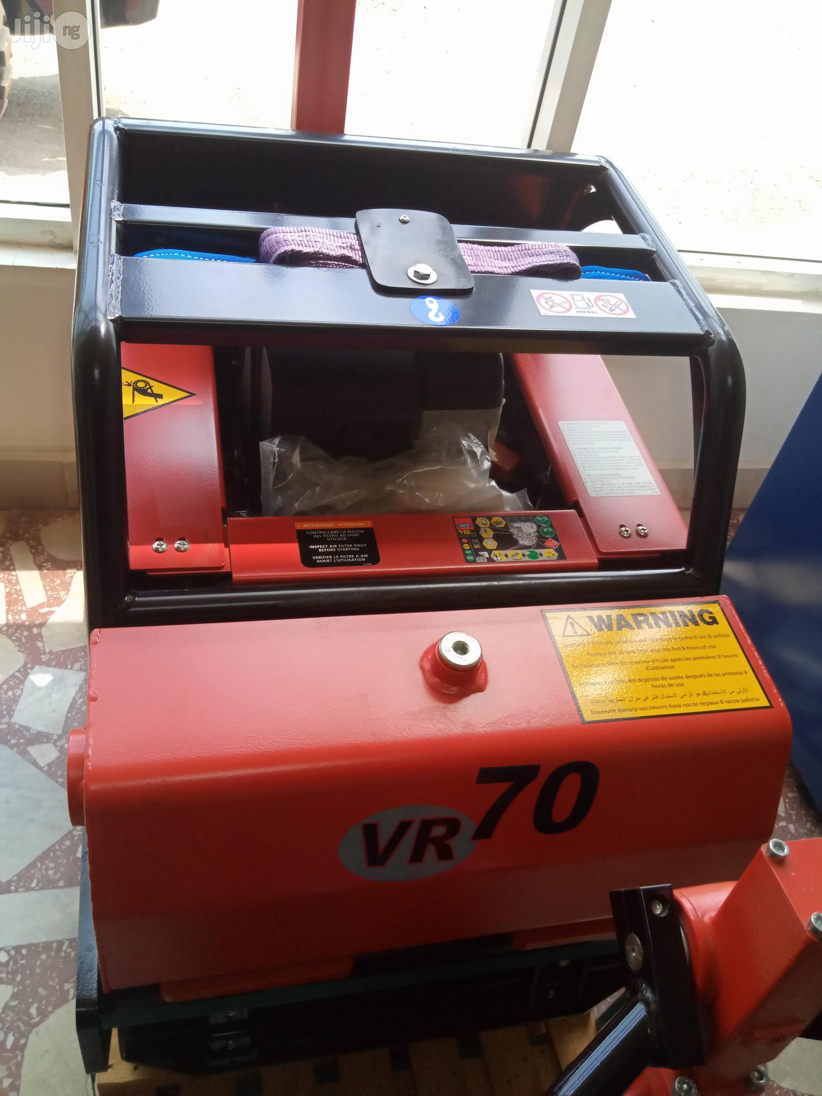 Archive: Batmatic VR70 Twin Drum Roller