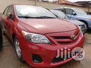 Toyota Corolla LE 2011 Red | Cars for sale in Lagos State, Ikeja