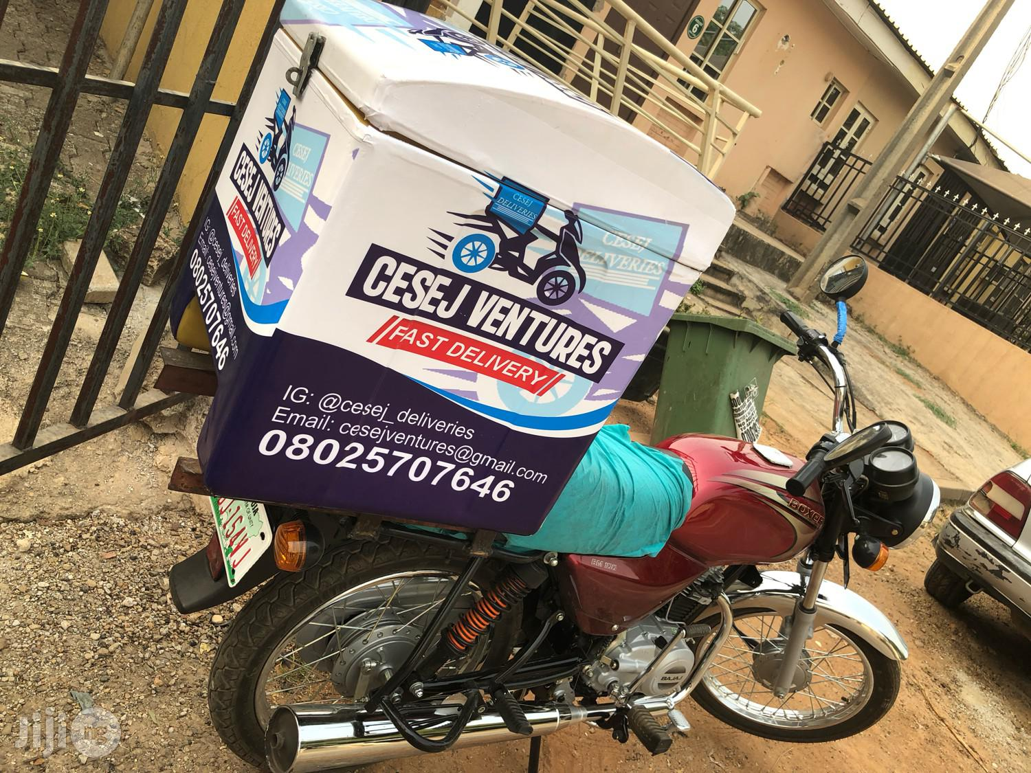 Delivery Services Within Abuja And Outside Nigeria