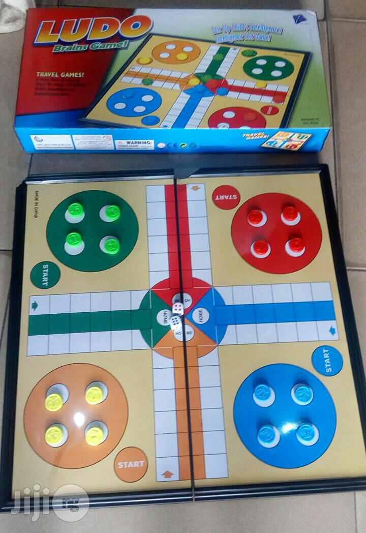 Portable Foreign Ludo | Books & Games for sale in Lekki, Lagos State, Nigeria