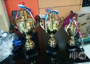 Set Of Trophy's At Jenesis Sports Centre | Arts & Crafts for sale in Lagos State, Ikoyi
