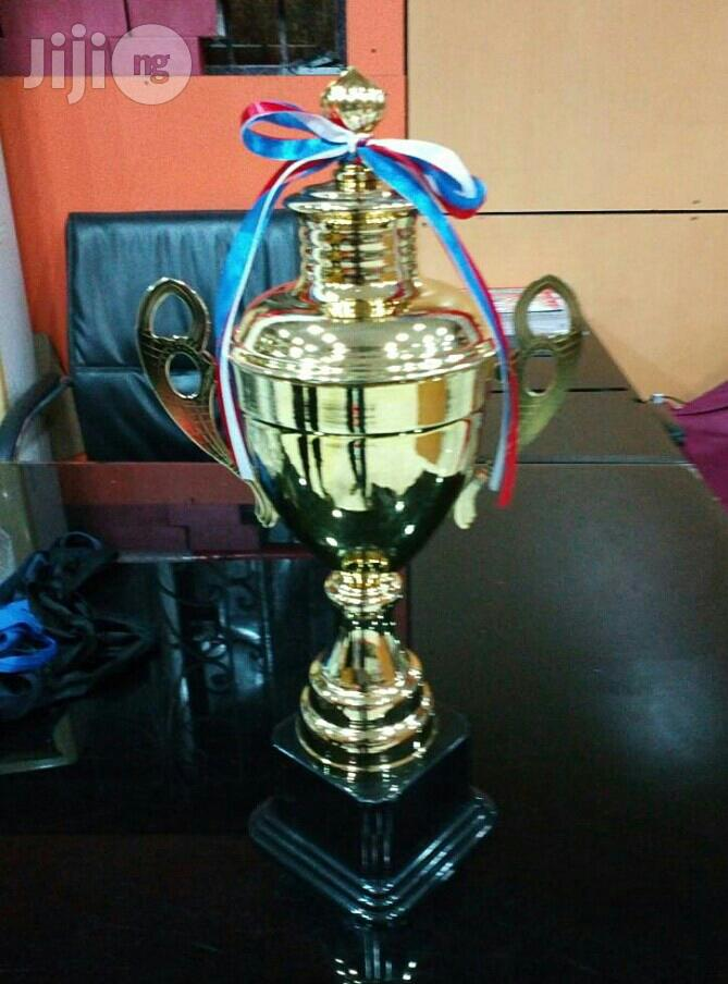 Gold Trophy's | Arts & Crafts for sale in Ikoyi, Lagos State, Nigeria