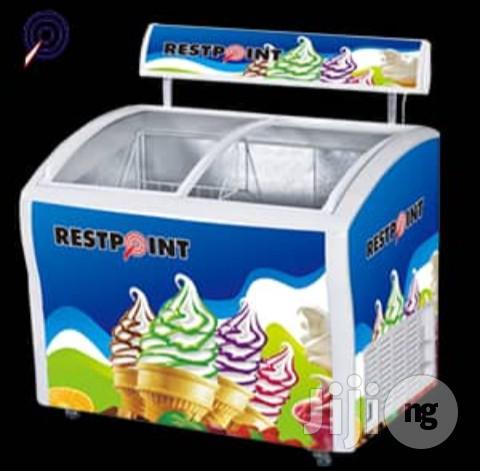 Double Ice Cream Chiller