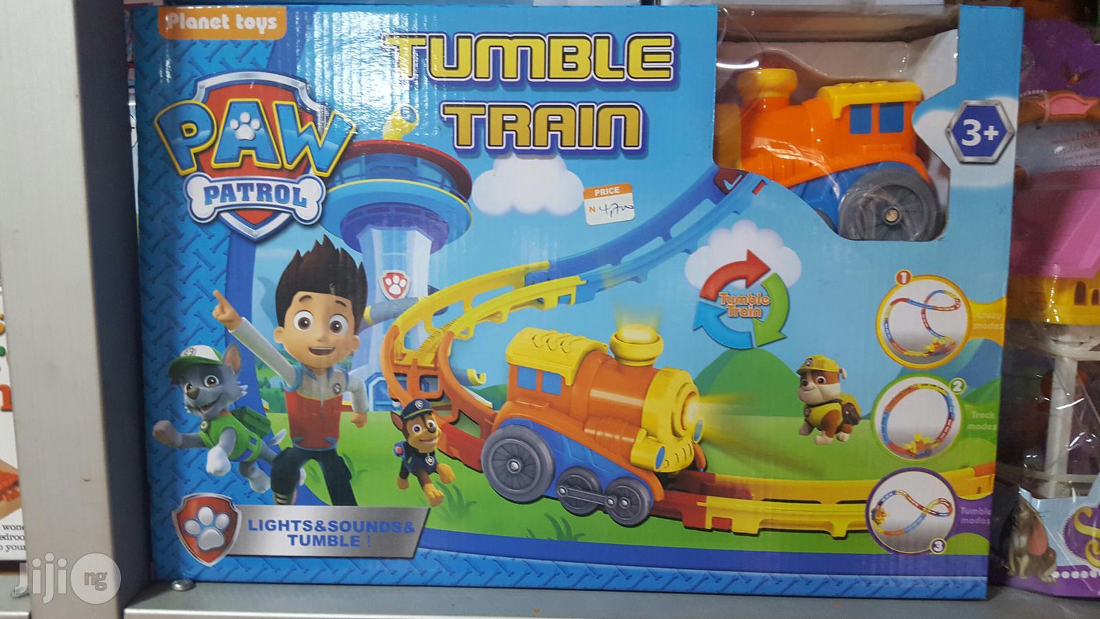 Tumble Train