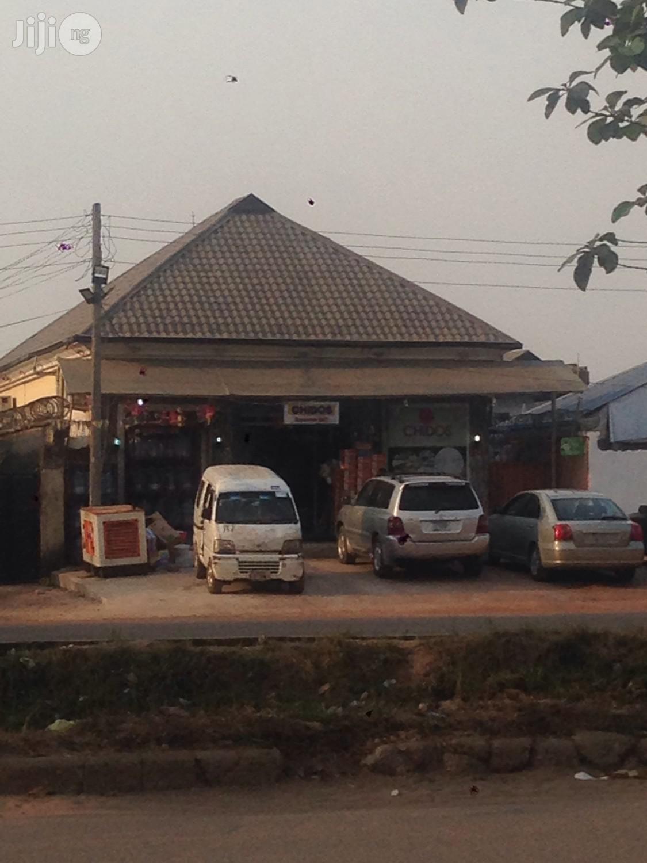 Warehouse for Sale Along Sam Mbakwe Avenue New Owerri, Imo State.