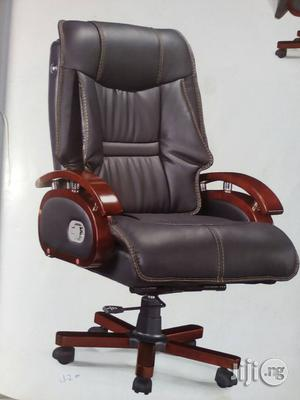 Executive Office Chair Black   Furniture for sale in Lagos State, Ikeja