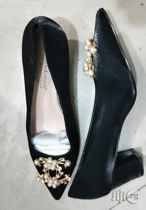 Brand Name Primadonna Female Work Shoes 2 Inches Block Heel | Shoes for sale in Lagos State, Lagos Island (Eko)