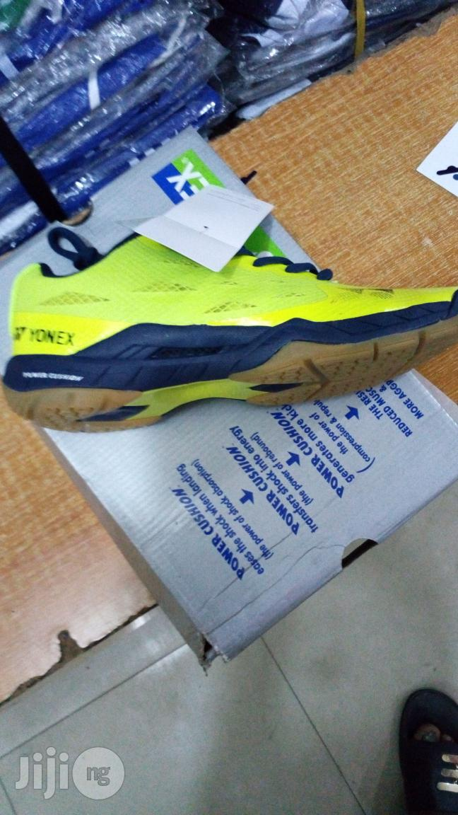 Yonex Badminton Canvas Shoe | Shoes for sale in Ikeja, Lagos State, Nigeria