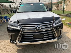 Lexus LX 2016 Black   Cars for sale in Abuja (FCT) State, Maitama