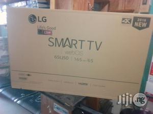 LG 65inch LED Smart Tv | TV & DVD Equipment for sale in Lagos State, Ojo