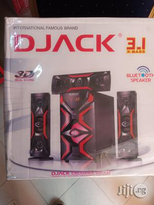 Djack Home Theater Bluetooth DJ-1503L | Audio & Music Equipment for sale in Lagos State, Ikeja