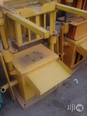 Block Moulding Machine | Manufacturing Equipment for sale in Abuja (FCT) State, Nyanya