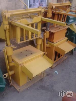Block Moulding Machine Local And Imported | Manufacturing Equipment for sale in Abuja (FCT) State, Nyanya